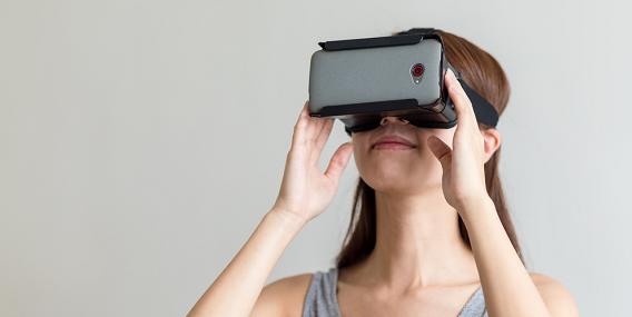 VR/AR領域の企業ランキング