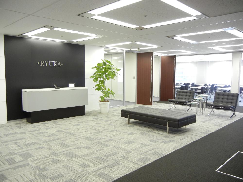 【東京都新宿区】RYUKA国際特許事務所 ★グローバルな活動も可能な充実環境★ のイメージ